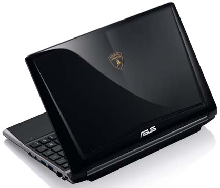 ASUS Eee PC VX6 used by Jcyberinux