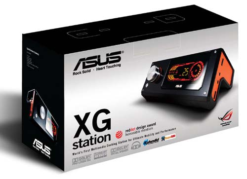 ASUS XG Station used by Jcyberinux