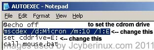 Create Bootable USB for Windows 98 AND DOS used by Jcyberinux